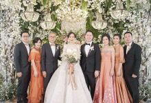 Wedding of Kevin & Putri - Moms and Sisters of Bride and Groom JAKARTA by Michelle Alphonsa