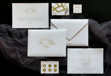 From the wedding of Fika & Ikhsan by Moria Invitation