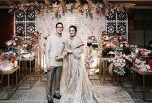 SANGJIT Yuanita & Indra by Amoretti Wedding Planner