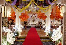 Menara Mandiri IKK Lt. 10, 29 Feb '20 by Pisilia Wedding Decoration
