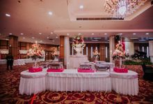 Chandra & Wulan - BRP SMESCO Nareswara by BRP BALLROOM (Sucofindo, Smesco & Sovereign)