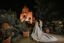 CALERUEGA 6PM WEDDING by Thal Ruin Photography