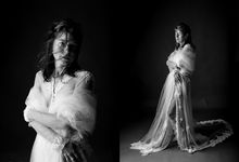 HER before being wed by Valyn Photography