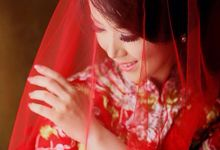 Wedding Makeup for Ms Ratna by VONYTJAN