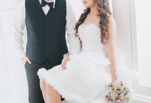 Hermanto And Chris Prewedding by Robin Alfian Photography