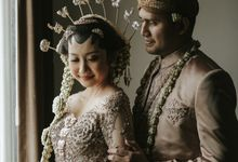 Melati & Rifki Wedding by Speculo Weddings