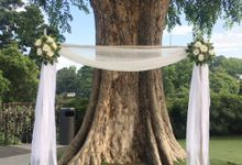Wedding in the Woods by G Creations