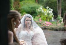 Wedding of Jessica & Robert by WG Photography