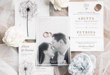 From the beautiful wedding of Aditya & Petrina by Jas-ku.com