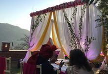 Baikunth Kasauli by Nuptials by Priyanka Pandey