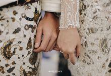 The Wedding of  Fauzia & Harry by Menara Mandiri (Ex. Plaza Bapindo) by IKK Wedding