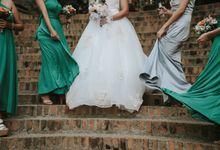 Jen Wedding by Antahan Arts