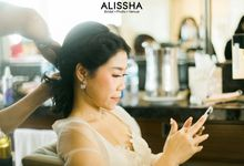 Wedding Day Christin-Effendy at The Westin Jakarta part 1 by Alissha Bride