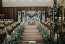 The Wedding of Zaza & Audryan at Hotel Horison Bekasi by Decor Everywhere