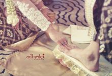 Andita & Reza by Adhyakti Wedding Planner & Organizer