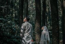 Prewedding Arum & Ical by Bgjphoto