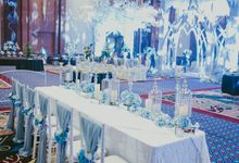 Winter Wonderland Wedding by Seyvia Charis