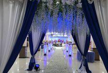 Electrifyingly Beautiful Wedding of Vincent & Mariana by Haka Restaurant