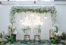 WEDDING MOMENT - NINDI & EKO by Esper Photography