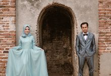 Eva & Adi Prewedding Session by Real Jepret