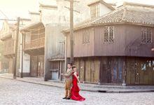ANGEL & MARVIN BALI & SHANGHAI by Nobel Photography