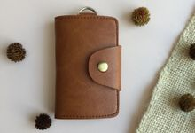 Clara Key Wallet by Anssy Crafts