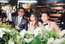 Dicky and Agnes Wedding by HENRY BRILLIANTO