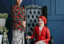 Prewedding Session Indoor Fungky + Ardilla by Coklat Photo Surabaya