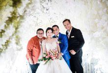 Estoso - Reyes Christian wedding 010718 by AJM Preparations Weddings and Events