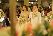 The Wedding of Edi & Ferlina by Le Blanc Wedding Planner & Organizer