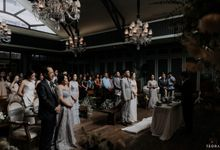 The Wedding of Gerson & Devi - Suasana Restaurant by OVERJOY ENTERTAINMENT