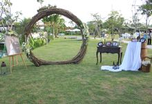 Jonathan and Helena Wedding by Rumah Luwih Beach Resort
