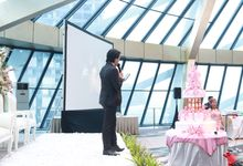 New Normal Wedding Entertainment At JHL Solitaire Serpong - Double V Entertainment by Double V Entertainment