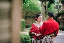 The Prewedding story of Devi & Candra by Photolagi.id