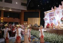 Wedding at  Dome Harvest Lippo Karawaci Tangerang by Dome Harvest