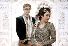 The Wedding of Rama & Kyana at Pendopo Kemang by La Oficio Entertainment