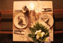 Amben Romantic Dinner by Swiss-Belhotel Petitenget