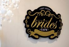 Blissful Brides Cafe by WeddingFlor