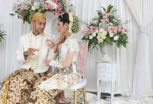 Ulfa n Esa Wedding by Kamadesta Wedding