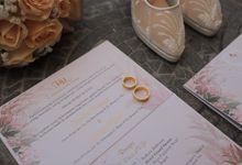 The Wedding of Hendra & Mutiara by Castle Wedding Planner & Event Organizer