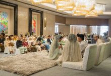 Wedding of Anggita & Rizky by InterContinental Jakarta Pondok Indah