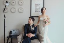 Filemon & Fifi wedding day by PhiPhotography