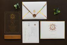Herman & Jojo by Vinas Invitation