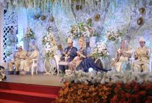 The Wedding of Nissa & Herka by Rajawali Grand Ballroom