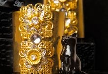 Editorial Fashion TV magazine Indonesia with Mishka-Piaf, californian Jewelry designer by Sano Wahyudi Photography