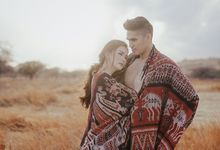 Marcell Chandrawinata & Deasy Priscilla - Sumba Session by Flawless Pictures