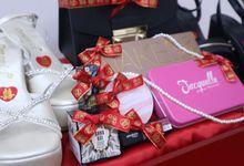 Box sangjit package by Art of ME