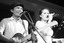 Wedding Event at The Unggasan Clifftop Bali by Traffic Blues Band
