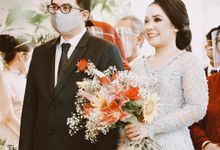 Wedding Of Andri & Ditha by Sonokembang Catering