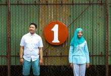 pre-weddding ayu dan randhit by ale photowork